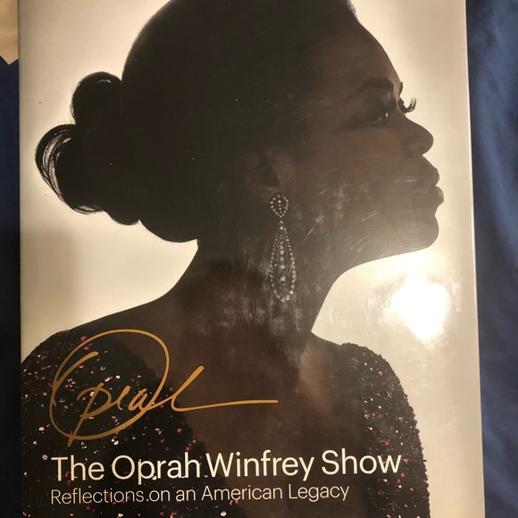 Oprah Winfrey Other Mint Coffee Tabletalk Hardcover
